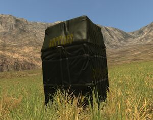 Airdrop Supply Crate