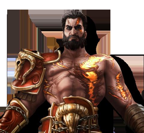 Kratos Brother Deimos Avatar kratos 2  Deimos 2