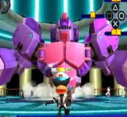 Goliath Robot Ape Escape
