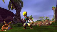 Jak and Daxter Power Cell Victory!