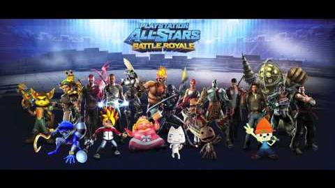 Playstation All-Stars Battle Royale Music Time Station - Ape Escape