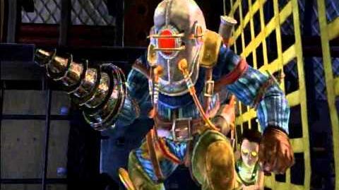 Playstation AllStars Battle Royale - Big Daddy's Colors (Unlockable Costume)