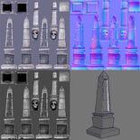 Obelisk textures