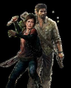 Joel and Ellie PSASBR