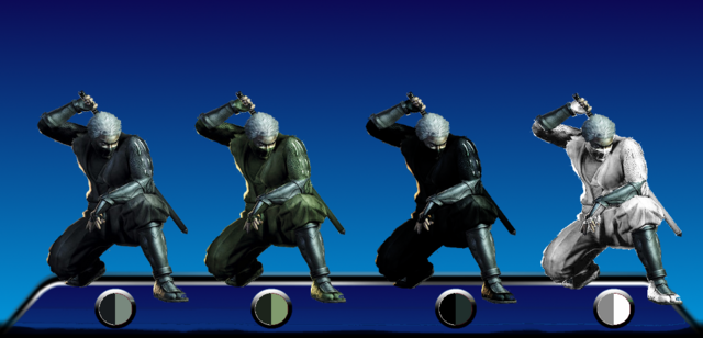 File:Shadow Assassin Rikimaru Color Palletes.png