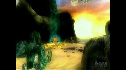 Bionicle Heroes PlayStation 2 Trailer - GC 2006 Trailer