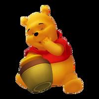 Winnie the Pooh KHII