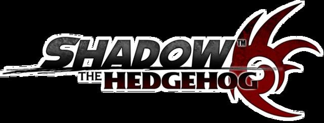File:Shadow the Hedgehog logo.png