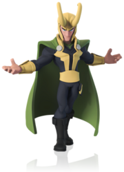 Disney Infinity Loki