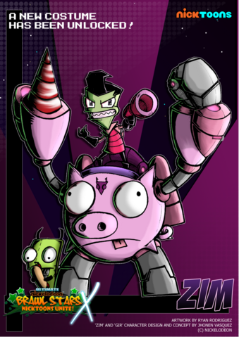 File:Nicktoons invader zim alternate costume by neweraoutlaw-d61u4j8.png