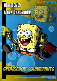 Nicktoons spongebob squarepants by neweraoutlaw-d597zq8