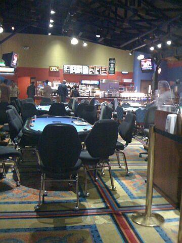 Pauma casino poker
