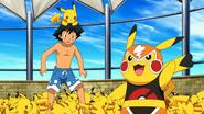 Pikachu Libre M18