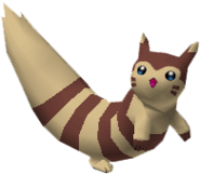 162Furret Pokemon Stadium