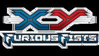 XY Furious Fists logo