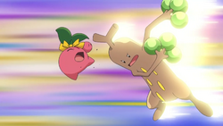 Brock Sudowoodo Double-Edge