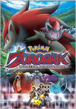 Pokemon Zoroark Master of Illusion