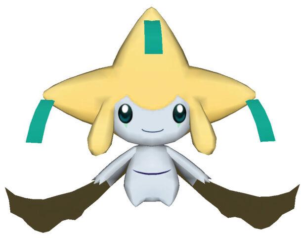 File:385Jirachi Pokemon PokéPark.jpg