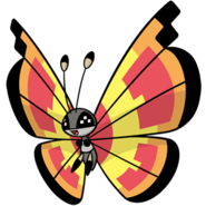 666Vivillon Sun Dream