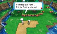 ORAS Southern Island