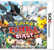 Pokémon Rumble Blast Boxart