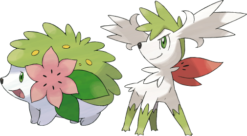 Image - Shaymin All.png | Pokémon Wiki | Fandom powered by ...