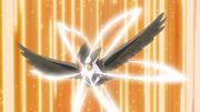 Ash Staraptor Aerial Ace