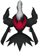 491Darkrai Pokemon PokéPark