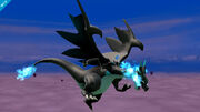 Mega Evolution (Charizard) SSBWU