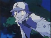Ash And Pikachu As Ghosts
