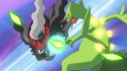 Ash Sceptile Leaf Storm