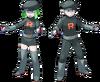 FR & LF Rocket Grunts