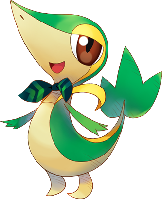 File:495Snivy Pokémon Super Mystery Dungeon.png