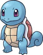007Squirtle Pokemon Mystery Dungeon Red and Blue Rescue Teams