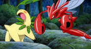Vicious Scizor Quick Attack
