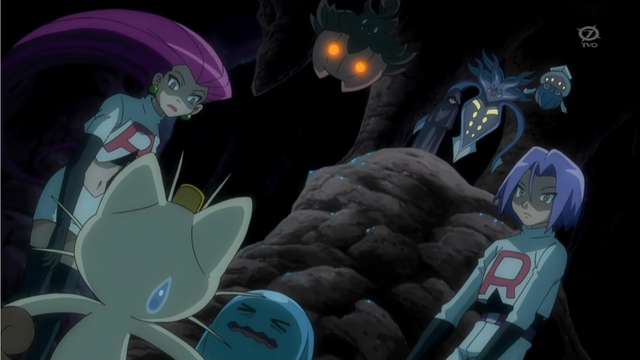 File:Jessie James Pumpkaboo Wobbuffet and Inkay hypnotized.png