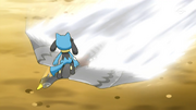 Ash Unfezant Quick Attack