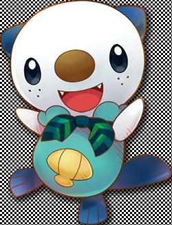 File:501Oshawott Pokémon Super Mystery Dungeon.png