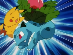 Assunta Ivysaur Tackle