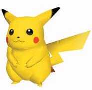 025Pikachu Pokemon Colosseum