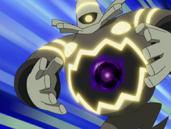 Dusknoir DP090 Shadow Ball