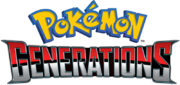 Pokémon Generations logo