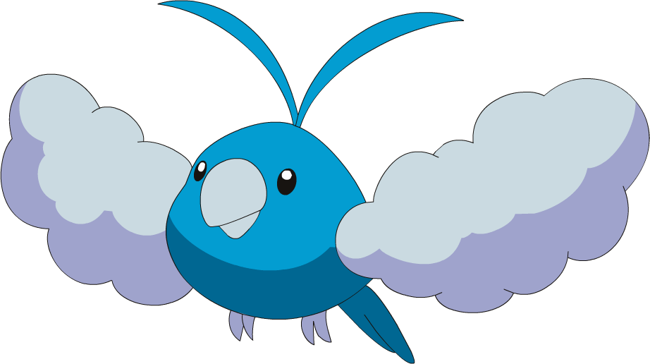 Swablu Pok 233 Mon Wiki Fandom Powered By Wikia