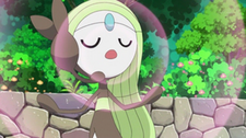 Meloetta Relic Song