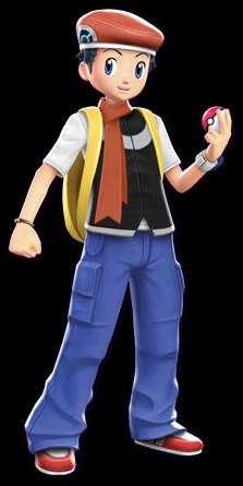 File:Lucas from Pokemon Battle Revolution.png