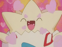 Misty Togepi Charm