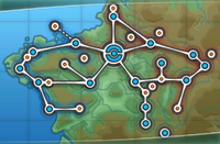 Kalos game map