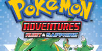 Pokémon Adventures: Volume 19