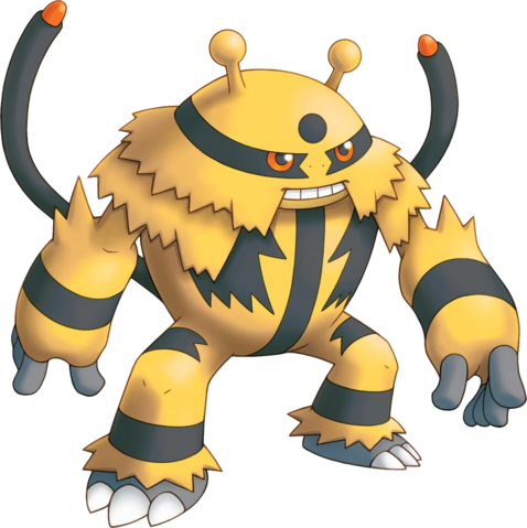 File:466Electivire Pokemon Mystery Dungeon Explorers of Sky.png