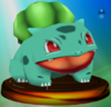 Bulbasaur trophy SSBM